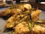Tarragon and Thyme Pan-Seared Chicken