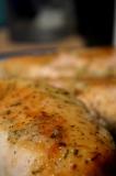 Aunt Jo's Cheesy Italian Chicken.