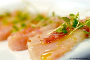 Yellowtail tuna