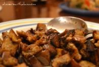 Kristen's Roasted Eggplant