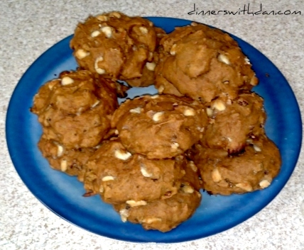 Baking with Blaire: Pumpkin Patch Cookies