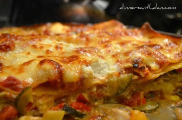 All-Vegetable Lasagna