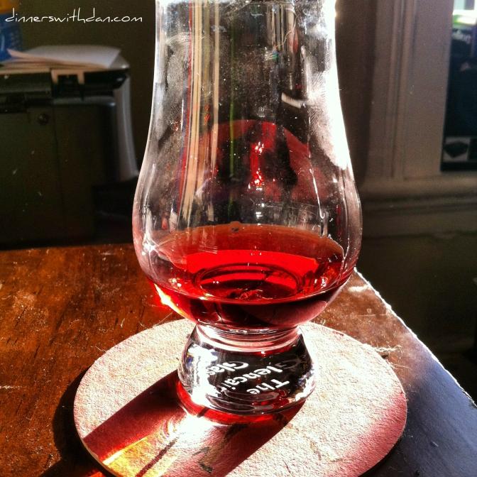 Blackberry Infused Bourbon