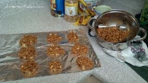 Baking with Blaire Haystack Cookies