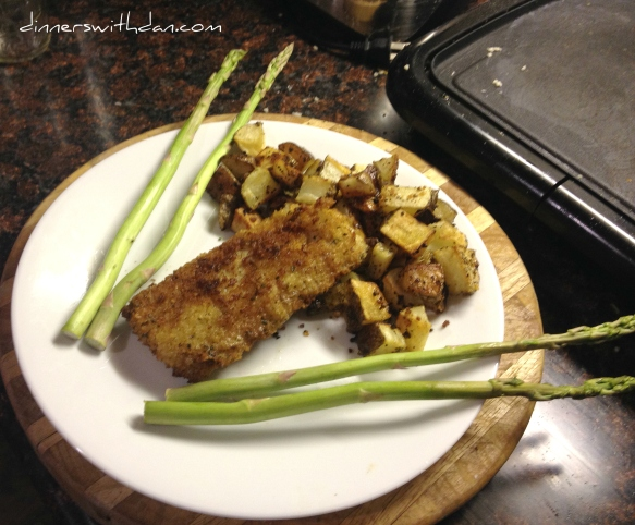 Eric and Brian's Panko Fried Pacific Black Cod